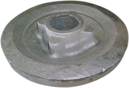 Grey-Iron-Pulley